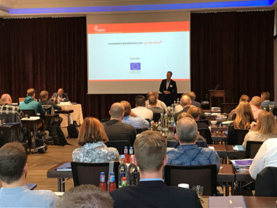 Fire protection symposium TÜV Nord in Hamburg