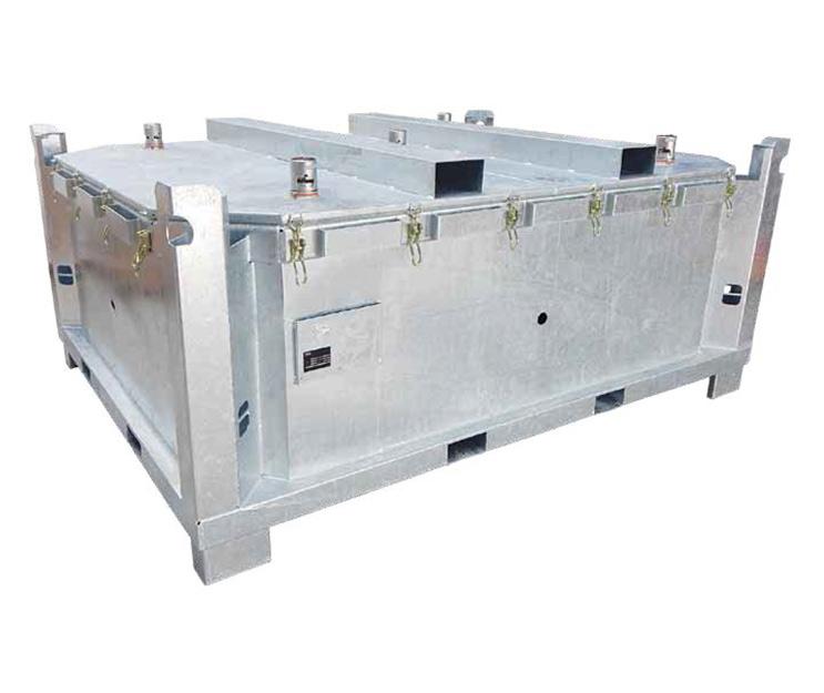 LionGuard Prüfstandsbehälter 4500